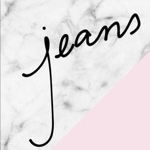 Denim - jeans start here!